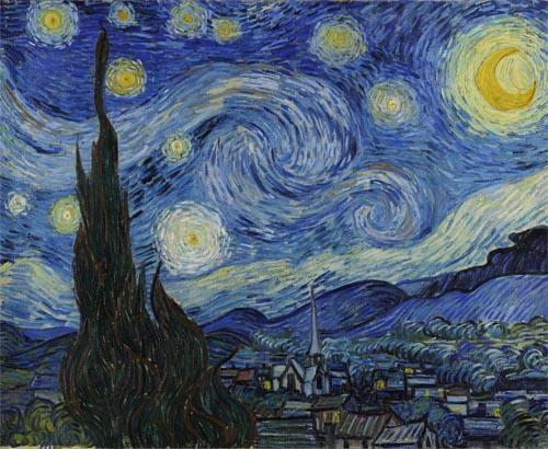 Gogh Sternennacht