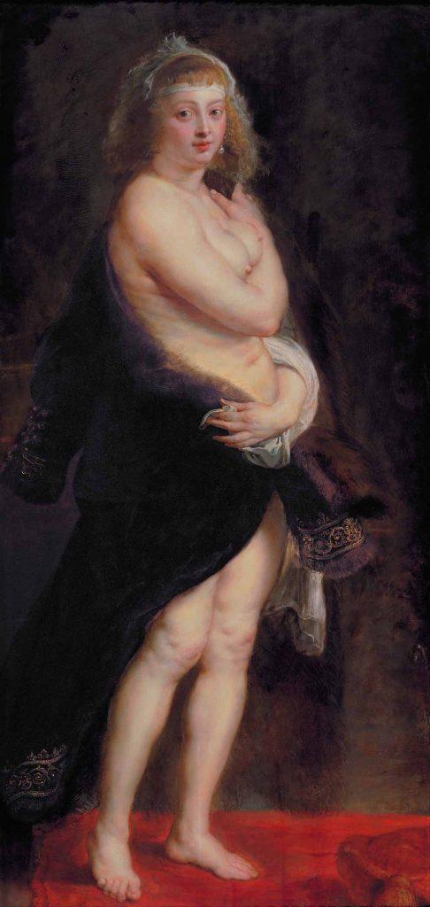 Peter Paul Rubens - Helena Fourment