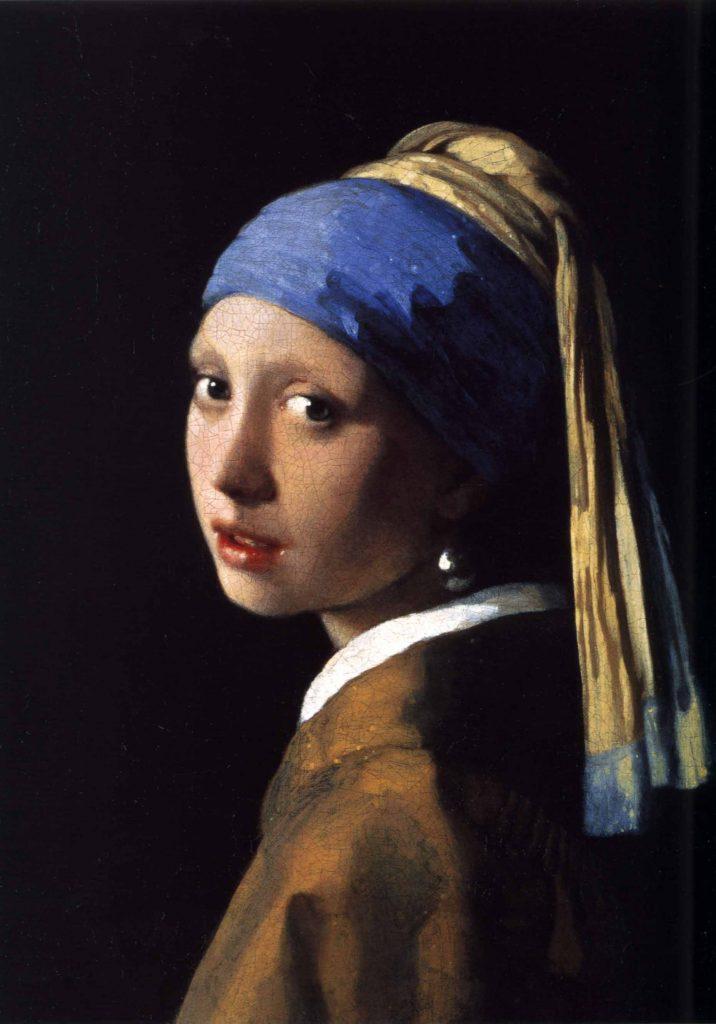 Vermeer - Das Mädchen mit dem Perlenohrring