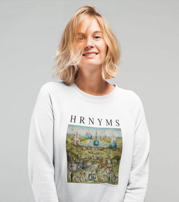 Hieronymus Bosch Kunst Pullover